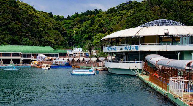 下田海中水族館メイン写真