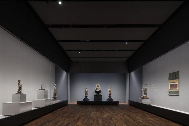上原美術館仏像